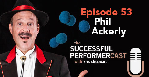 053 Phil Ackerly - Magician