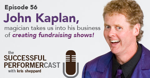 056 John Kaplan Fundraising Magic Shows