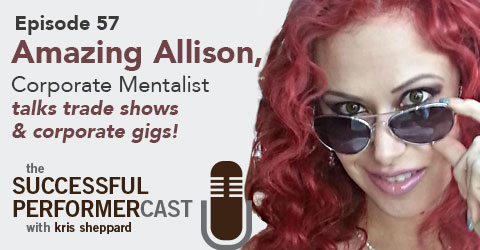 057 Amazing Allison Corporate Mentalism