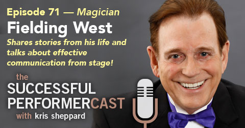 071 Fielding West - Stagecraft 101
