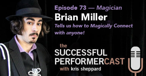 073 Brian Miller - Magically Connect